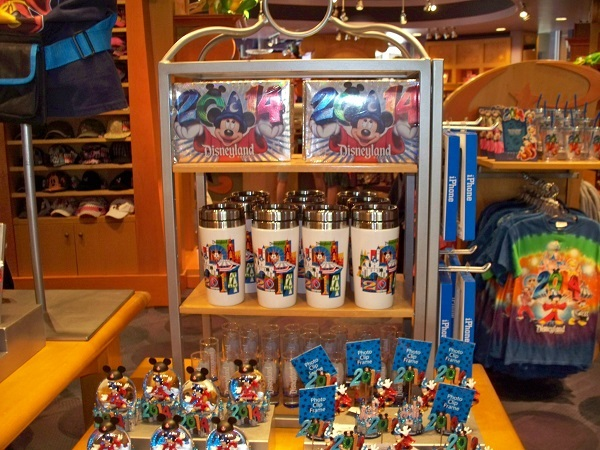Disneyland Gift Shop California Travel Pictures