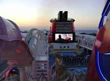 The AquaDuck on the Disney Dream is Splash-tacular!